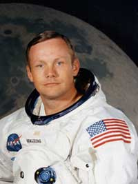 Who is Neil Armstrong with pictures  wisegeekcom