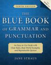 Jane Straus, The Blue Book of Grammar and Punctuation